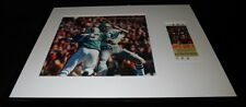 Miami Dolphins vs Cowboys Framed 16x20 Repro Super Bowl VI Ticket & Photo Set