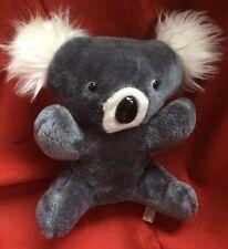 B.J.TOY COMPANY KOALA BEAR GREY GRAY TOY PLUSH STUFFED ANIMAL