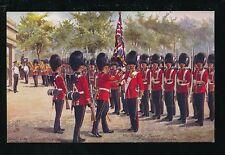 Artist HARRY PAYNE army Grenadier Guards Tuck Oilette #3546C PPC