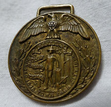 WWI AEF US Army Town Service Medal Beverly Mssachusetts 1917-18 No Ribbon