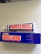 STAG WELLSEAL 100ML GASKET SEALER JAGUAR CHEVROLET NISSAN RENAULT SAAB DACIA