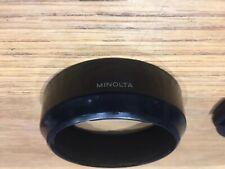 Minolta -A 35-80mm lens hood