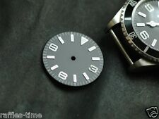 Plain Explorer Watch Dial for ETA 2836 / 2824 Movement