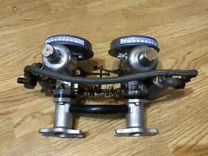 Classic Mini Cooper S 1 1/8 Su Speedwell Twin Carburettors Midget Sprite Healey