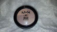 NYX Mosaic Powder MPB 07 CAFE Bronzer / Blush New Sealed Rare