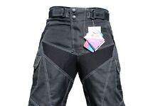 Pantalons en cordura pour motocyclette Homme