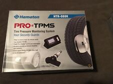 TPMS 4 Internal Sensors Tire Pressure Monitoring System