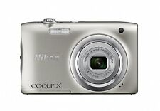 Nikon COOLPIX A100 A100SL DigitalCamera 5x 20MP Silver