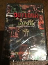 Outlook Infested Skateboarding DVD New And Sealed
