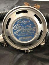 New listing Vintage Healthways Scuba Underwater Breathing Apparatus (Untested)