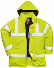 "Portwest S778 Yellow Hi Vis Flamesafe Jacket Medium 40 to 42"""