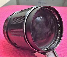 ASAHI F/2.5 135MM SMC TAKUMAR MODEL I TELEPHOTO LENS FOR M42 PENTAX BODIES