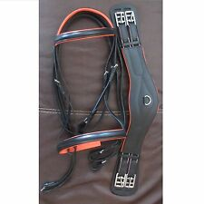 English Bridle and Dressage Girth  MANY COLORS