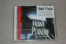 Mowa ptaków (Bird Talk) OST 2CD Andrzej Korzynski POLISH RELEASE
