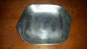 Nambe 515 Vintage Casserole Serving Dish Bowl Alloy