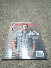 COWBOYS & INDIANS Magazine, OCTOBER 2018, BLAKE SHELTON Cover, JESS LOCKWOOD!