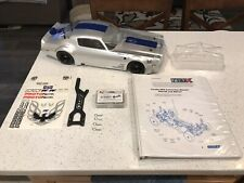 Corally RDX 1/10th AWD Touring Car Roller With Body No Electronics Protoform VTA
