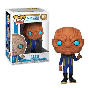 Star Trek Discovery Saru Pop Television #1003 Vinyl Figurine Funko