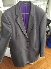 Veste Costume PAUL SMITH grise Taille 50 Bon État