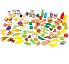 Kids Play Food Set Toddler Pretend Kitchen Fruit Cutting Cooking Toy Toys New