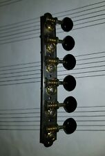 Vintage Waverly guitar tuners for Harmony Silhouette or Bobkat NOS Black Keys