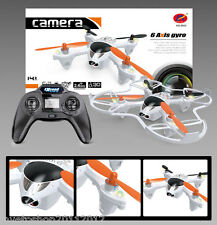 6-Axis Gyro 2.4Ghz Drone Quadcopter Helicopter Aircraft LED Video HD Camera