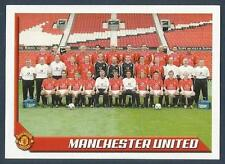MERLIN 2003-FA PREMIER LEAGUE-10TH EDITION- #356-MANCHESTER UNITED TEAM PHOTO
