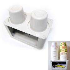 Paper Cup & Coffee Tea Bag Magnet  Detachment Dispenser Cup Holder Kitchen Rack