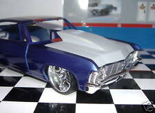 LEX'S SCALE MODELING Resin Cowl/Outlaw Hood for '67 Impala AMT 1/25 NEW!!