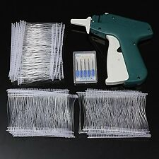 Dcdeal Price Label Tag Gun Labeler Tag Attacher Gun+1 Tagging+1000 White Barb.