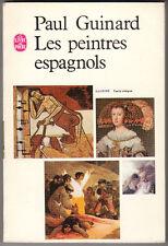 Les peintres espagnols Paul GUINARD