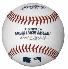 6 Official Major League Baseball Rawlings half dozen