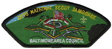 BALTIMORE AREA COUNCIL JAMBOREE 2010 PATCH BOY SCOUT 2017 STOCK UP 6.0