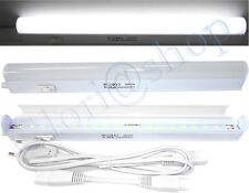 NEON 20 LED LUCE BIANCA SATINATA LAMPADA SOTTOPENSILE PLAFONIERA 4W BARRA T5 40W