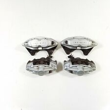 2011 INFINITI FX30 / SET OF FRONT AND REAR AKEBONO BRAKE CALIPERS