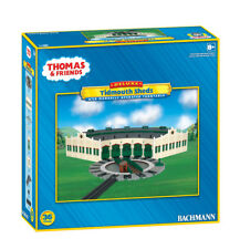 BACHMANN #45236 HO SCALE THOMAS & FRIENDS TIDEMOUTH SHEDS & TURNTABLE NEW IN BOX