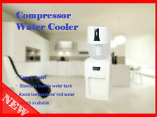 BENCH TOP WATER PURIFIER  HOT COLD 15 LITRE FILTER BOTTLES