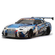 Yokomo Nissan Skyline GTR R35 GReddy SPEC-D 195mm Clear Body 1:10 RC #SD-GR35BS