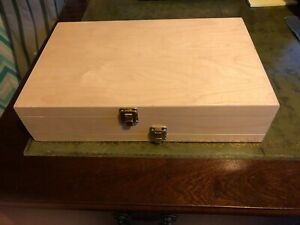 Quality three tier wooden float box