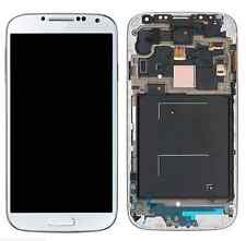 LCD Touch Screen Digitizer W/ Frame for Samsung Galaxy S4 SGH-I337 AT&T