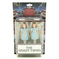 NECA Toony Terrors The Grady Twins Figure The Shining Horror Movie