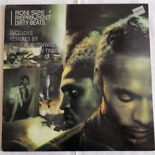 "Roni Size Reprazent - Dirty Beats, UK 2001, 12"" Vinyl"
