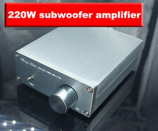 TDA7498E Digital 2.0 Channel Power DIgital Amp HIFI Subwoofer Amplifier 220Wx2