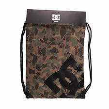 DC Cinched Sportbeutel unisex Gymsack, camouflage, 93652