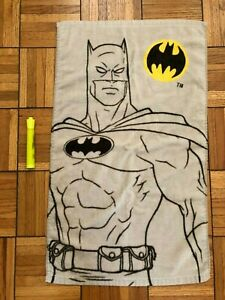 Batman Hand Towel- RARE!