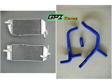 Honda CRF450R CRF 450 R 2009-2012 2010 aluminum alloy radiator & silicone hose