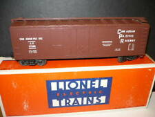 LIONEL O GAUGE FREIGHT CAR > CANADIAN PACIFIC RAILWAY REEFER  #17300