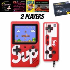 SUP PLUS Classic Retro Video Games Console 400 Games in 1 For Two Players
