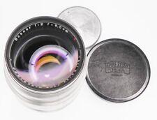 Carl Zeiss Jena 8.5cm f2 Sonnar T* Leica SM  #2851594