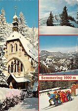 B67832 Austria Semmering multiviews